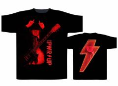 AC/DC Angus PWR UP T-Shirt