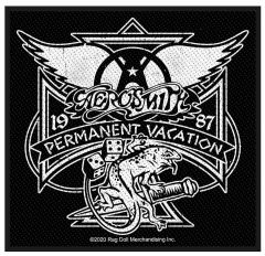 Aerosmith Permanent Vacation Aufnäher