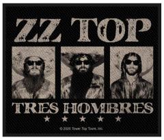 ZZ Top Tres Hombres Aufnäher