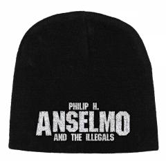 Philip H. Anselmo & The Illegals Logo Beanie Mütze