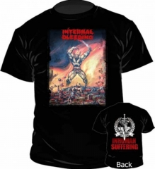 Internal Bleeding Inhuman Suffering T Shirt