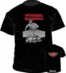Internal Bleeding Hammer of the Gods T Shirt
