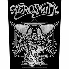 Aerosmith Permanent Vacation Rückenaufnäher