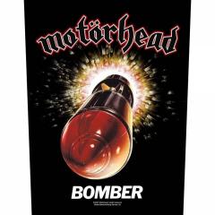 Motörhead Bomber Rückenaufnäher