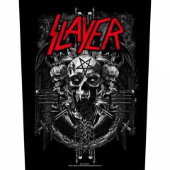 Slayer Demonic Rückenaufnäher