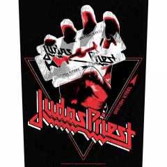 Judas Priest British Steel Vintage Rückenaufnäher