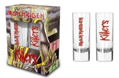 Shotglas - Schnapsglas - Iron Maiden Killers
