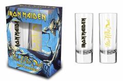 Shotglas - Schnapsglas - Iron Maiden Fear of the Dark