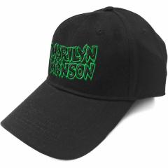 Baseball Cap Marilyn Manson Logo
