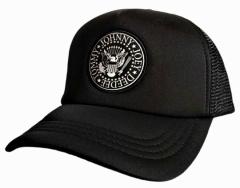 Baseball Cap Mesh Ramones Logo