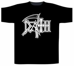Death Logo T-Shirt