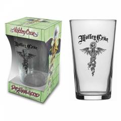 Trinkglas Mötley Crüe - Dr. Feelgood
