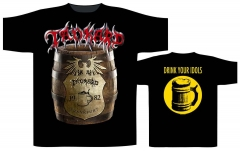 Tankard Beer Barrel T-Shirt