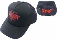 Baseball Mesh Cap Slipknot Logo