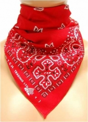 Bandana - Flower Tribal