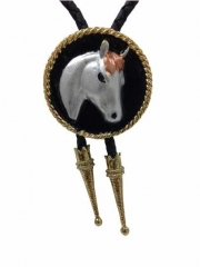 Bolokrawatte Pferd