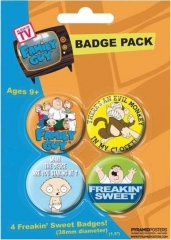 Button Pack - Family Guy