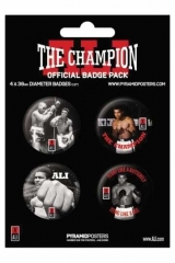 Button Pack - Ali Champion