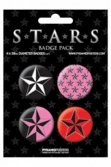 Button Pack - Stars