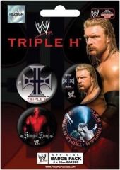 Button Pack - WWE