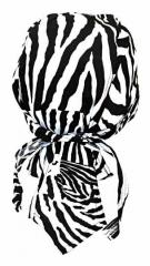 Bandana Kopftuch Zebra