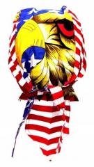 Bandana Kopftuch Amerikanischer Adler