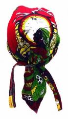 Bandana Kopftuch Wildes Afrika
