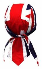Bandana Kopftuch Union Jack