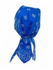 Bandana Kopftuch Blau