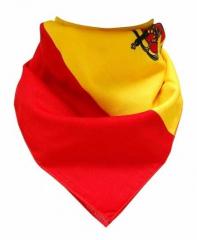 Bandana Scarf Spain Flag