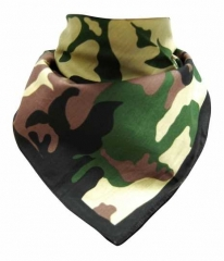 Trendy Bandana Halstuch Camouflage
