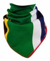Bandana Halstuch Südafrika Fahne