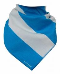 Bandana Halstuch Griechenland Fahne