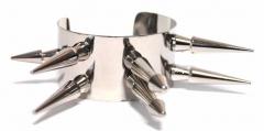 Armspange Cone Nieten 4,5 cm & 3 cm