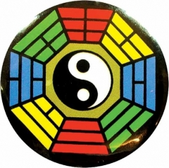 Yin Yang Anstecker