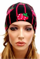 Strawberries Beanie
