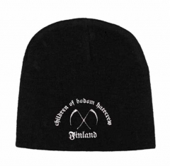 Children of Bodom - Finland Merchandise Beanie Hat