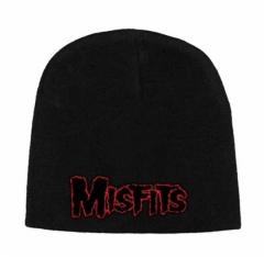 Misfits - Red Logo Beanie Mütze
