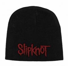 Slipknot - Logo Beanie Mütze