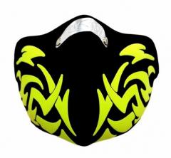 Biker Maske Tribal