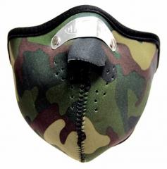 Biker Maske Camouflage
