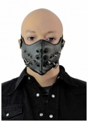 Biker Mask with killer and eyelets rivets