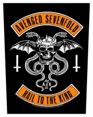 Avenged Sevenfold Biker
