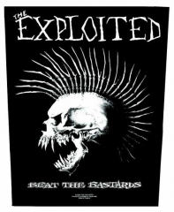 The Exploited Beat The Bastards