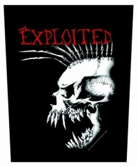 The Exploited Bastard Skull