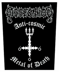 Dissection Anti-Cosmic Metal Of Death