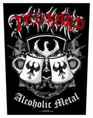 Amon Amarth Bearded Skull
