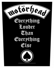 Motörhead Everything Louder