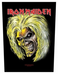 Iron Maiden Killer Eddie