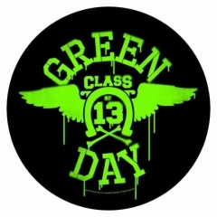 Green Day Neon Wings